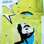 CapOUT, 2006, collage/paper, 21x30 cm