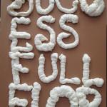 Foamings, 2014, polyeruthane expanding foam/cardboard, 160x110 cm
