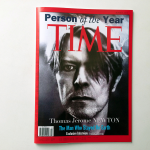 TIME magazine fac-similé, March 16 2015 edition with modified cover and content. Edition of 500.