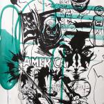 MASH18, 2008, 150x100cm, ink/paper.