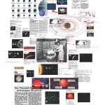Space Quest Info Sheet , digital print /paper, 80x120 cm.