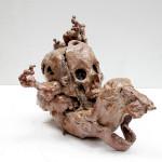 Spirit Of John, 2014, bronze, unique.