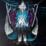 The Gavrilo Principle, 2014, acrylic/canvas, 285x195 cm.