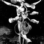 anatomy13, 2002, digital print /canvas, dimensions variable.